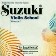 Cover-Bild zu Suzuki, Shinichi (Hrsg.): Suzuki Violin School, Volume 1