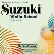Cover-Bild zu Suzuki, Shinichi (Hrsg.): Suzuki Violin School, Volume 3