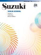 Cover-Bild zu Suzuki, Shinichi: Suzuki Violin School Violin Part & CD, Volume 6