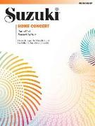 Cover-Bild zu Suzuki, Shinichi: Home Concert: Piano Part