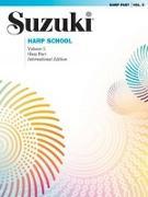 Cover-Bild zu Suzuki, Shinichi: Suzuki Harp School, Vol 5: Harp Part