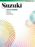 Cover-Bild zu Suzuki, Shinichi: Suzuki Cello School Cello 2
