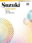 Cover-Bild zu Suzuki, Shinichi: Suzuki Flute School, Vol 1: Flute Part, Book & CD