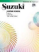 Cover-Bild zu Suzuki, Shinichi: Suzuki Guitar School, Vol 4: Guitar Part, Book & CD