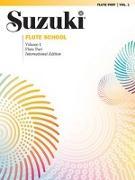 Cover-Bild zu Suzuki, Shinichi: Suzuki Flute School, Vol 1: Flute Part
