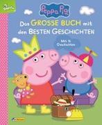 Cover-Bild zu Korda, Steffi: Peppa Pig: Das große Buch mit den besten Geschichten