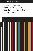 Cover-Bild zu Carens, Joseph H.: Fremde und Bürger. Weshalb Grenzen offen sein sollten (eBook)