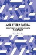 Cover-Bild zu Zulianello, Mattia: Anti-System Parties (eBook)