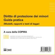 Cover-Bild zu COPMA, Konferenz für Kindes- und Erwachsenenschutz (Hrsg.): COPMA Diritto di protezione dei minori. Guida pratica (solo CD)