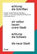 Cover-Bild zu Burckhardt, Lucius: achtung: die Schriften