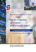 Cover-Bild zu Von der Integration zur Inklusion - Strukturwandel wagen!