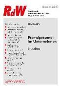 Cover-Bild zu Hamann, Wolfgang: Fremdpersonal im Unternehmen