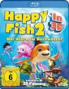 Cover-Bild zu Denk, Chris: Happy Fish 2 - Hai-Alarm im Hochwasser