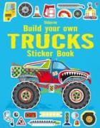 Cover-Bild zu Tudhope, Simon: Build Your Own Trucks Sticker Book