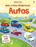 Cover-Bild zu Tudhope, Simon: Mein erstes Stickerbuch: Autos