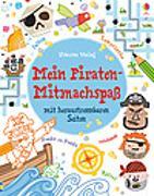 Cover-Bild zu Tudhope, Simon: Mein Piraten-Mitmachspaß