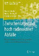 Cover-Bild zu Reichardt, Manuel (Hrsg.): Zwischenlagerung hoch radioaktiver Abfälle (eBook)