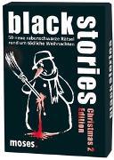Cover-Bild zu black stories - Christmas Edition 2 von Schumacher, Jens