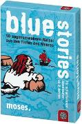 Cover-Bild zu Blue Stories von Köhrsen, Andrea
