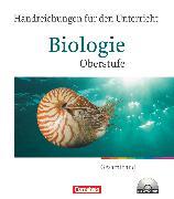 Cover-Bild zu Bessenbacher, Burkhard: Biologie Oberstufe, Allgemeine Ausgabe, Gesamtband Oberstufe, Handreichungen für den Unterricht, Mit Kopiervorlagen und DVD-ROM