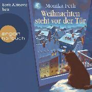 Cover-Bild zu Feth, Monika: Weihnachten steht vor der Tür (Ungekürzte Lesung mit Musik) (Audio Download)