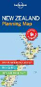 Cover-Bild zu Lonely Planet: Lonely Planet New Zealand Planning Map. 1:2'600'000