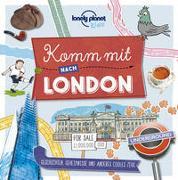 Cover-Bild zu Planet, Lonely: Lonely Planet Kinderreiseführer Komm mit nach London (Lonely Planet Kids)