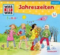 Cover-Bild zu Ebner, Caroline: WAS IST WAS Junior Hörspiel: Jahreszeiten