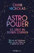 Cover-Bild zu Nicholas, Chani: Astro-Power - Es steht in deinen Sternen