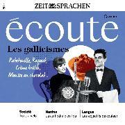Cover-Bild zu Dumas-Grillet, Jean-Paul: Französisch lernen Audio - Gallizismen (Audio Download)