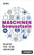 Cover-Bild zu Otte, Ralf: Maschinenbewusstsein