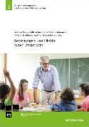 Cover-Bild zu McElvany, Nele (Hrsg.): Bedingungen und Effekte guten Unterrichts