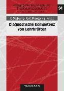Cover-Bild zu Südkamp, Anna (Hrsg.): Diagnostische Kompetenz von Lehrkräften