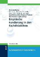 Cover-Bild zu Bayrhuber, Horst (Hrsg.): Empirische Fundierung in den Fachdidaktiken