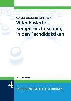 Cover-Bild zu Riegel, Ulrich (Hrsg.): Videobasierte Kompetenzforschung in den Fachdidaktiken