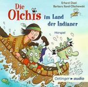 Cover-Bild zu Dietl, Erhard: Die Olchis im Land der Indianer