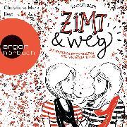 Cover-Bild zu Bach, Dagmar: Zimt und weg - Die vertauschten Welten der Victoria King (Autorisierte Lesefassung) (Audio Download)
