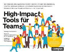 Cover-Bild zu Osterwalder, Alexander: High-impact Tools für Teams (eBook)