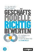 Cover-Bild zu Düsberg, Volker: Geschäftsmodelle richtig bewerten (eBook)