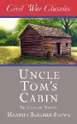Cover-Bild zu Beecher Stowe, Harriet: Uncle Tom's Cabin (Civil War Classics)