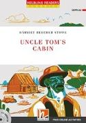 Cover-Bild zu Beecher Stowe, Harriet: Uncle Tom's Cabin, mit 1 Audio-CD