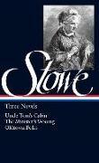 Cover-Bild zu Stowe, Harriet Beecher: Harriet Beecher Stowe: Three Novels (LOA #4)