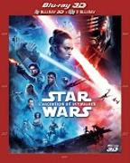 Cover-Bild zu Abrams, J.J. (Reg.): Star Wars - L'ascension de Skywalker - 3D + 2D + Bonus