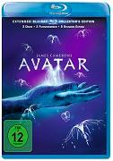 Cover-Bild zu James Camerons (Reg.): Avatar - Aufbruch nach Pandora (Collector's Edition)
