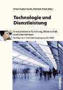 Cover-Bild zu Gatermann, Inken (Hrsg.): Technologie und Dienstleistung