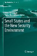 Cover-Bild zu Brady, Anne-Marie (Hrsg.): Small States and the New Security Environment (eBook)