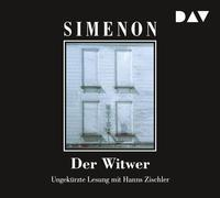 Cover-Bild zu Simenon, Georges: Der Witwer