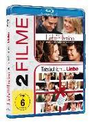 Cover-Bild zu Colin Firth (Schausp.): DOPPELPACK: TATSAECHLICH LIEBE/LIEBE BRAUCHT KEINE