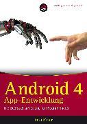 Cover-Bild zu Meier, Reto: Android App-Entwicklung (eBook)
