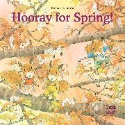 Cover-Bild zu Iwamura, Kazuo: Hooray for Spring!